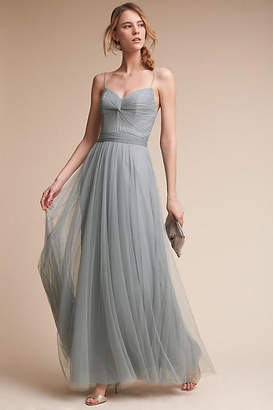 Anthropologie Tinsley Wedding Guest Dress