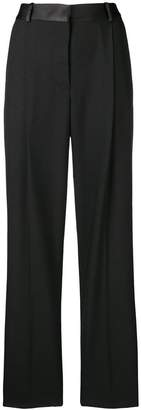 Victoria Beckham pleated front trousers