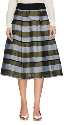 Jijil Knee length skirts - Item 35348167FF