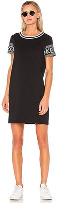 Kenzo Sport T-Shirt Dress in Black $195 thestylecure.com