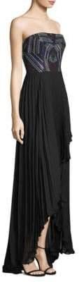 Parker Mandy High-Low Dress