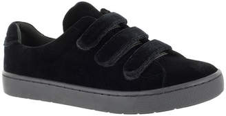 Easy Street Shoes Womens Strive Oxford Shoes Hook and Loop Round Toe