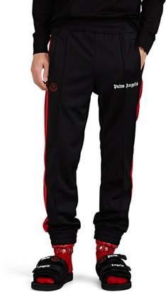 Palm Angels 8 MONCLER Men's Striped Jogger Pants