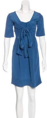 Stella McCartney Silk Mini Dress w/ Tags