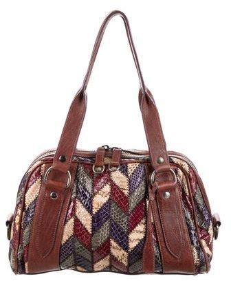 Miu MiuMiu Miu Patch Holly Handle Bag
