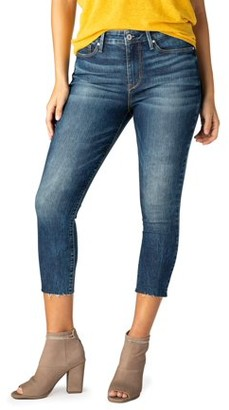Levi's Women's High Rise Ankle Skinny Cut off Jeans