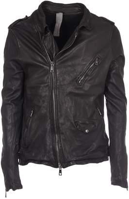 Giorgio Brato Skinny Biker Jacket