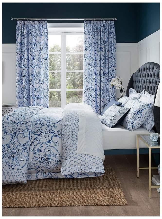 Marina 100% Cotton Sateen 300 Thread Count Duvet Cover