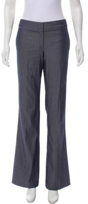 Robert Rodriguez Mid-Rise Flared Pants