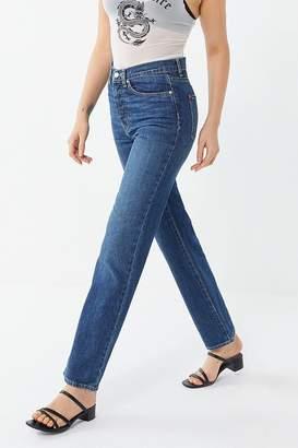 BDG Claudia High-Rise Straight Leg Jean