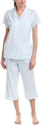 Eileen West 2Pc Pajama Set