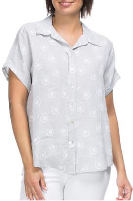 Print Collared Shirt