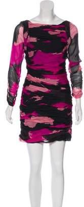 Diane von Furstenberg Keena Silk Dress
