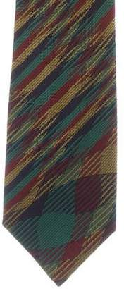 Missoni Patterned Silk Tie