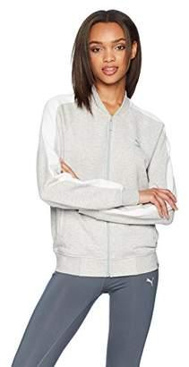 Puma Women's Classics Logo T7 Track Jacket