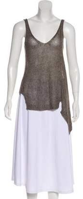 Brochu Walker Sleeveless Lightweight Sweater