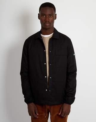 Penfield Blackstone Twill Shirt Black