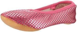 Beck Girls' Disco Gymnastics Shoes Pink Size: 32