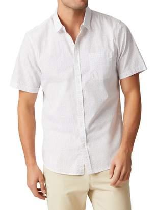 Jeanswest Montville Short Sleeve Print Shirt