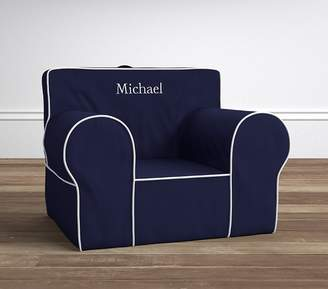 ... Pottery Barn Kids Oversized Anywhere Chair Slipcover Only