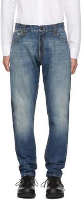Moncler Genius 7 Fragment Hiroshi Fujiwara Navy Jeans