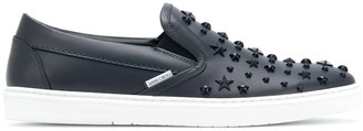 Jimmy Choo Grove slip on sneakers