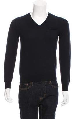DSQUARED2 Wool V-Neck Sweater