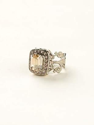 Sorrelli Stunning Symmetry Ring
