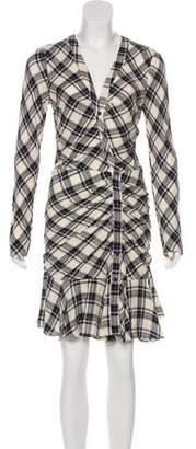 Veronica Beard Long Sleeve Knee-Length Dress w/ Tags