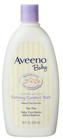 Aveeno Baby Calming Comfort Bath - 18 oz.