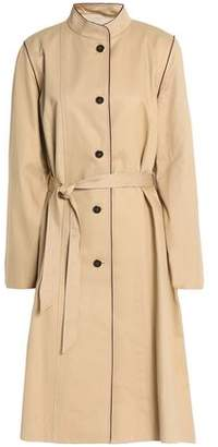 Vanessa Seward Cotton-Twill Trench Coat
