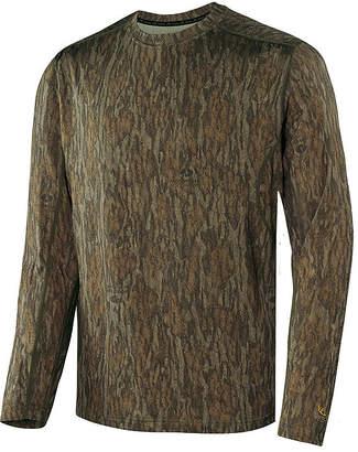 Asstd National Brand Stalker Hunting Crew Neck Long Sleeve Thermal Shirt