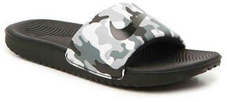 Nike Kawa Toddler & Youth Slide Sandal - Boy's