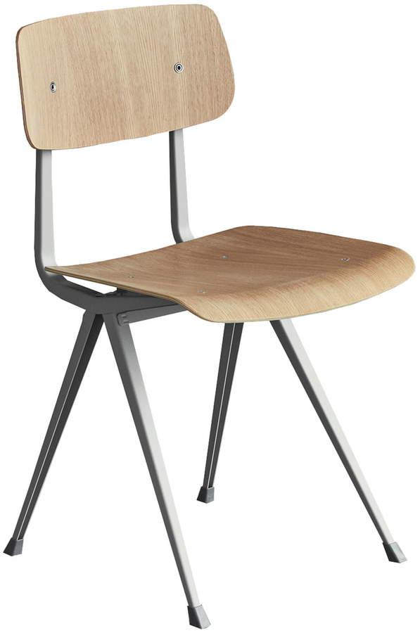 Hay - Result Chair, beige / eiche matt