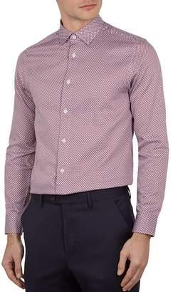 a2115d855 Ted Baker Purple Men s Longsleeve Shirts - ShopStyle