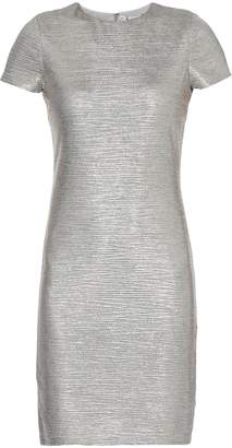 Alice + Olivia Laminated Dress