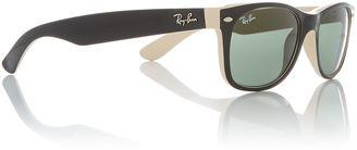 Black RB2132 Wayfarer Square Sunglasses