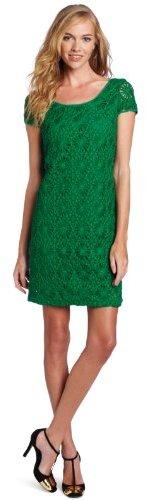 Cluny Women's Lace Shift Dress