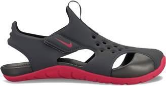 Nike Sunray Protect 2 Pre-School Girls' Sandals