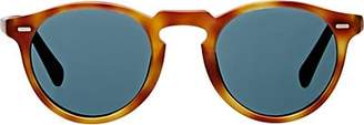 Oliver Peoples Men's Gregory Peck 47 Sunglasses