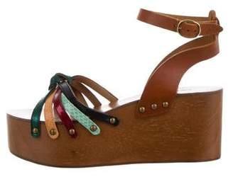 Etoile Isabel Marant Disco Platform Sandals