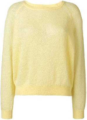 Burberry long sleeved jumper