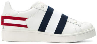 Moa Master Of Arts striped strap sneakers