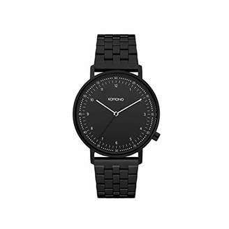 Komono Unisex Adult Analogue Quartz Watch with Stainless Steel Strap KOM-W4075