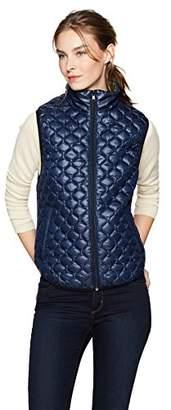 Haven Outerwear Women's Onion Quilted Packable Faux Down Vest