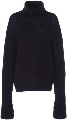 Philosophy di Lorenzo Serafini Wool-Blend Turtleneck Sweater