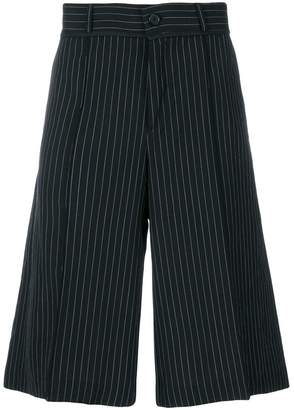 Yang Li pinstripe tailored trousers