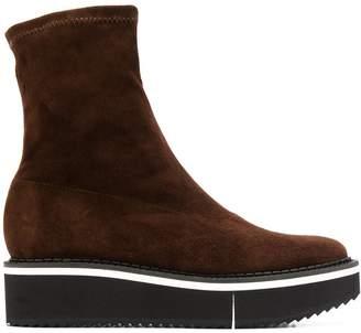 Clergerie Berta platform ankle boots