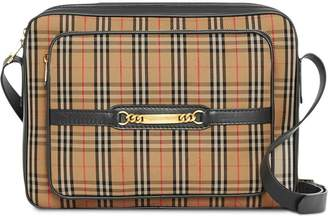 Burberry The Large 1983 Check Link Camera Bag