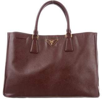 Pre-Owned at TheRealReal · Prada Large Saffiano Lux Tote a8f28b9862